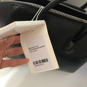 Givenchy Bags - Authentic Givenchy Medium Antigona Black